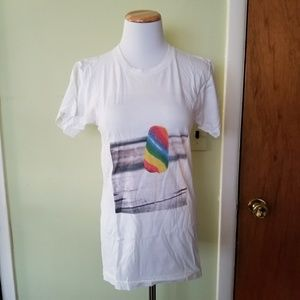 Sincerely Jules Popsicle Beach Tee XS Pre-owned